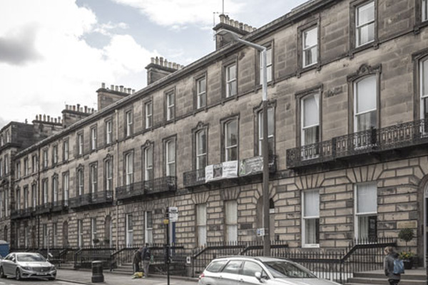 Edinburgh listed building residential restoration