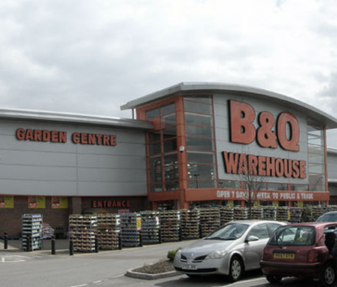 B&Q mark emlick project